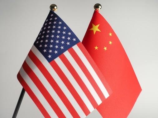 米中の経済摩擦が懸念される