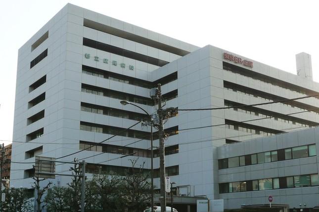 現在の広尾病院の建物は1980年に完成した