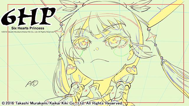 (C)2015 Takashi Murakami/Kaikai Kiki Co., Ltd. All Rights Reserved(画像はTOKYO MX公式サイトより)