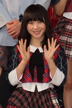 2016年の選抜総選挙では15位にランクインしていた高橋朱里さん。今回の紅白歌合戦の48人には選ばれなかった