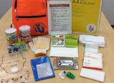 「備えよ常に」自分を守り、隣人を助ける 救命の防災セットを専門医学会が販売