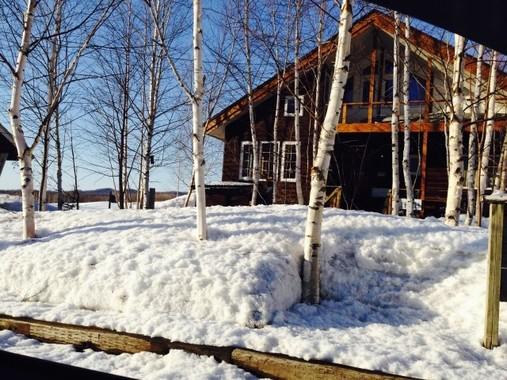 寒冷地では断熱性能のよい住宅が普及(写真はイメージ)