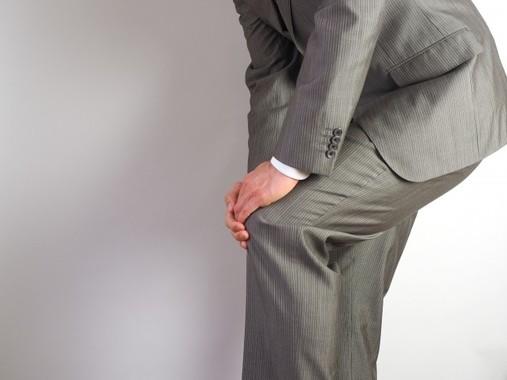 ひざに痛みが出る前に…