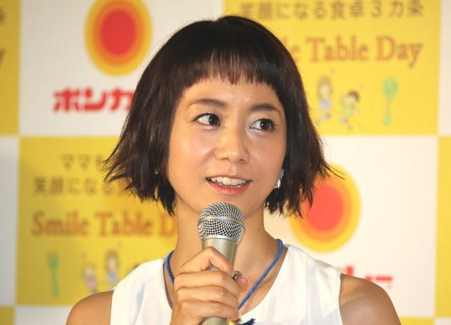 福田萌さんが「副乳」があるとブログで明かした(写真は2015年7月撮影)