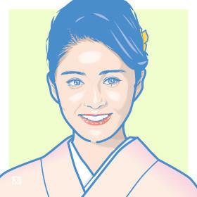 小林麻央さんがブログでロングの三つ編み姿を披露