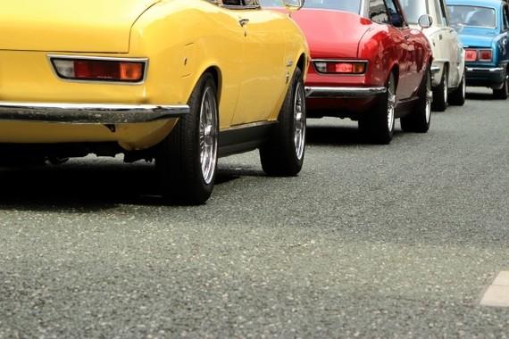年末年始の渋滞問題(画像はイメージ)