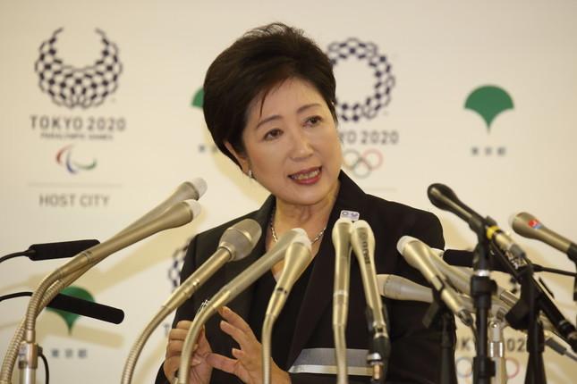 小池百合子知事が「世襲」への批判を強めている(2016年8月撮影)