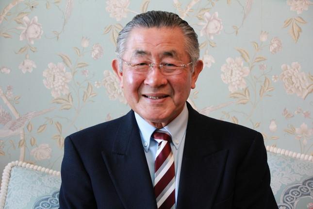 国際コンサルタントとして活躍する植山周一郎氏