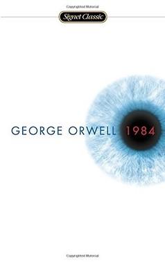 ジョージ・オーウェル「一九八四年(1984年)」/Amazonより
