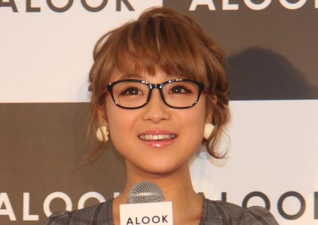 鈴木奈々さんが乳がん検診を受けたと公表した(写真は2013年12月撮影)