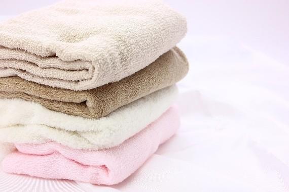 風呂上がりにバスタオルを使わない?