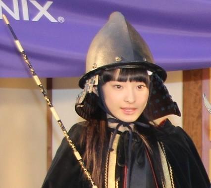 松野莉奈さん(2014年12月撮影)