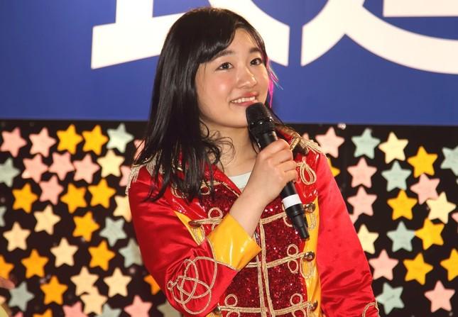 ストーカー被害を受けていた仮面女子・桜雪さんが「NEWSな2人」に出演(写真は2016年4月撮影)