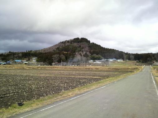 震災前に田村さんが撮った飯舘村の風景