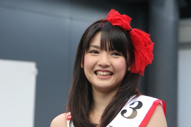 「復活」した道重さゆみさん(画像は2010年8月25日撮影)