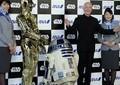 C-3POの下半身「裏話」 スター・ウォーズ俳優が披露