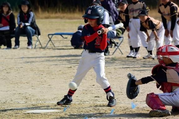小さい頃は野球以外のスポーツも