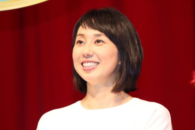 東尾理子さんもリンパの流れに改善が必要かも(2015年7月撮影)