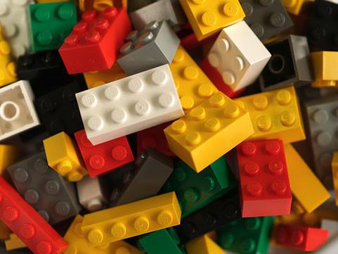 テーマパークにもなったレゴブロック