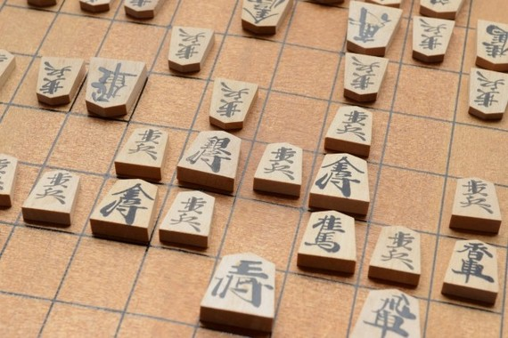 将棋界に救世主が登場 14歳の天才児11連勝