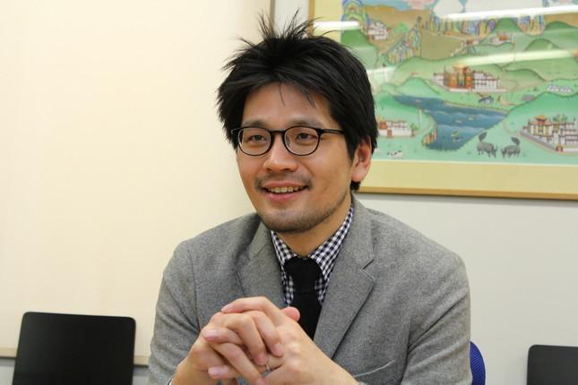 ジャーナリスト・法政大学社会学部メディア社会学科准教授の藤代裕之さん