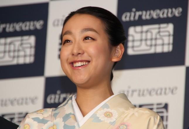 浅田真央(2015年5月撮影)