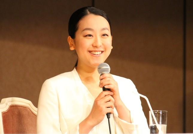 「記者対応が素晴らしい」と評価された浅田真央
