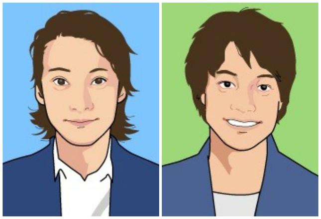 久しぶりの共演が見られた元SMAPの中居正広さんと香取慎吾さん