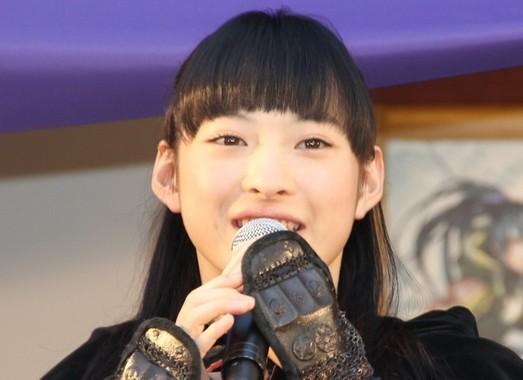 松野莉奈さん(2014年撮影)