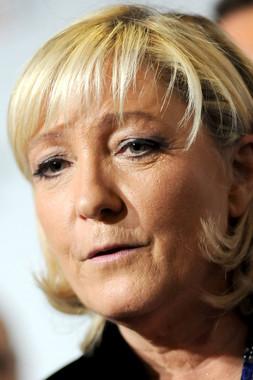 ルペン・フランス大統領はありうるのか(C)FAMOUS