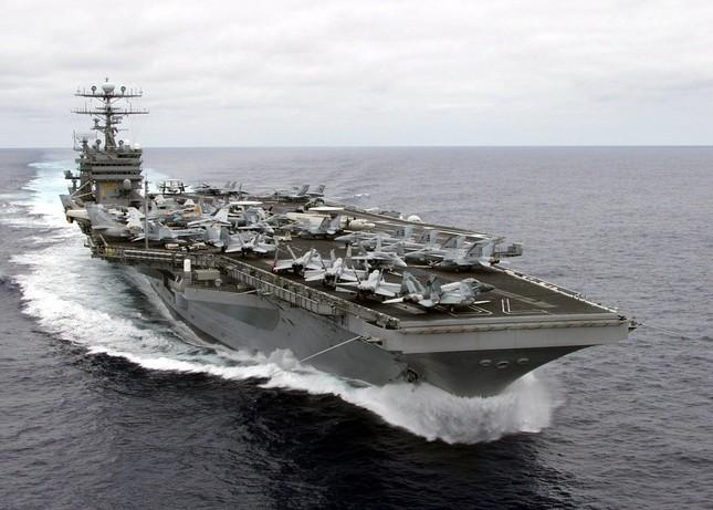 米原子力空母のカールビンソンが西太平洋に派遣されたことで、米国と北朝鮮の緊張が高まっていることは事実だ