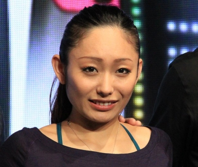 安藤美姫さん(2013年撮影)