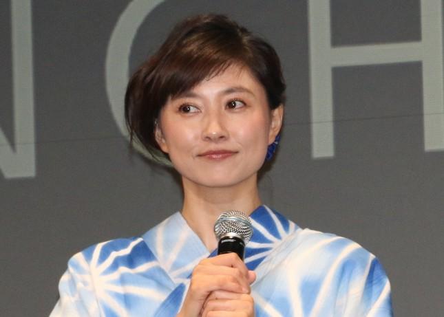 菊川怜さん(写真は2016年7月撮影)