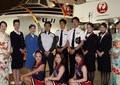 ニコニコ超会議に「空の貴婦人」 JAL「日本初のジェット旅客機」展示