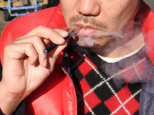 電子タバコはアブナイ