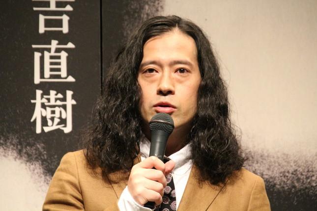 発表会に登場した又吉直樹さん