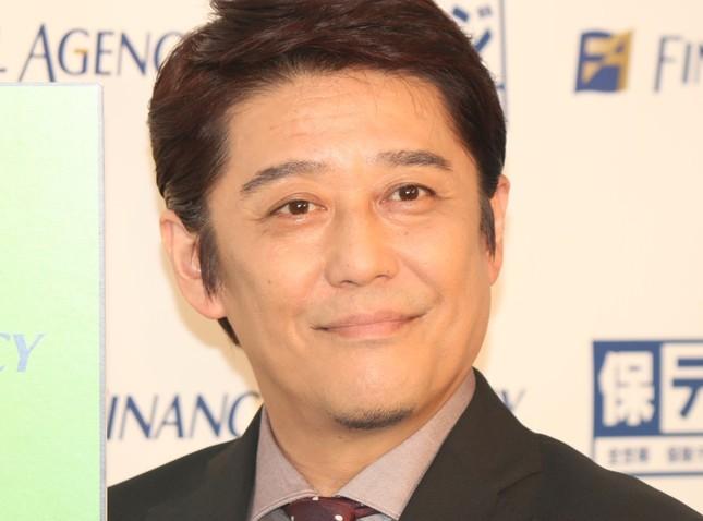 坂上忍さんは唐揚げに「俺用レモン」を所望(2016年6月撮影)
