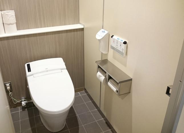 トイレ設置が話題に(写真はイメージ)