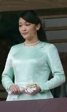 婚約が報じられた秋篠宮家の長女・眞子さま