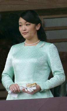 婚約する秋篠宮家の長女・眞子さま