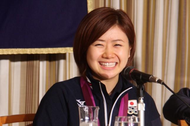 2012年撮影の福原さん