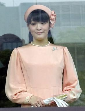 英メディアの関心事は眞子さまの「皇籍離脱」だ