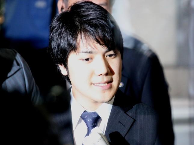 小室圭さんは「パラリーガル」として法律事務所に所属していると明かした(写真は2017年5月17日J-CASTニュース編集部撮影)