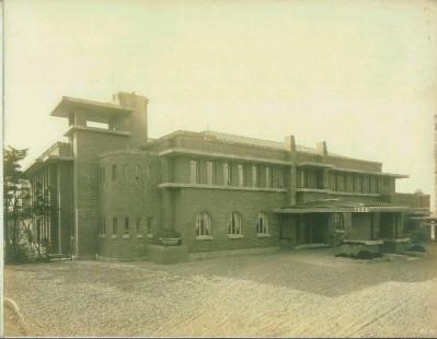 現在の「首相公邸」は1929年に「首相官邸」として建設された(写真は完成時。首相官邸ウェブサイトから)