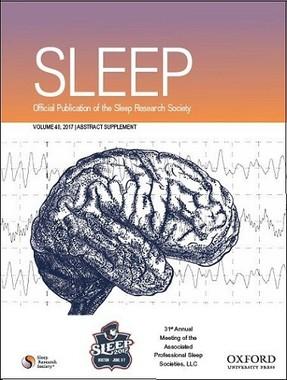 アリゾナ大研究グループの報告が収録された学会誌「SLEEP」の摘要