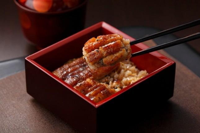 摂食回復支援食「あいーと」の「愛知県三河一色産うな重」