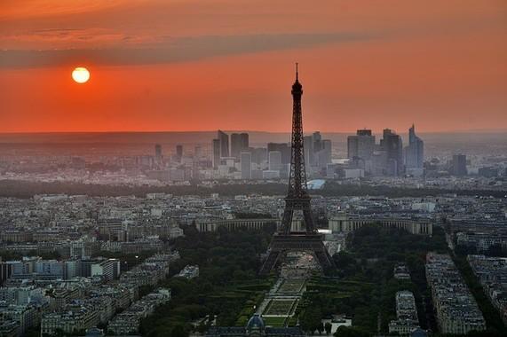 世界各国が大気汚染に悩まされている