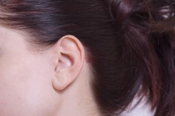 耳にある5か所のツボを刺激すると…