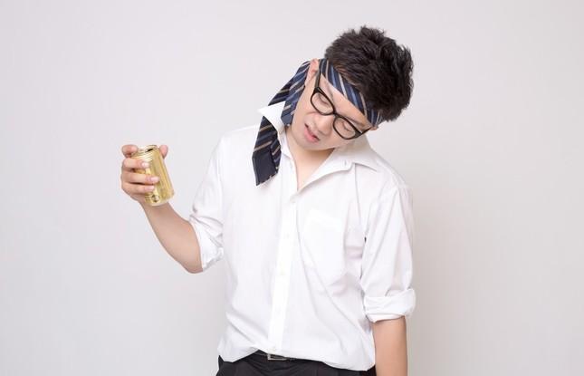 毎日「浴びるほど飲む」人は危ない(写真と本文は関係ありません)