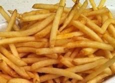 週2フライドポテト 食べない人に比べ早死リスク2倍に、イタリア研究報告